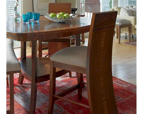 Counter Height Table And Chair Sets Somerton Dwelling Counter Height Dining Set Milan So 153 68set