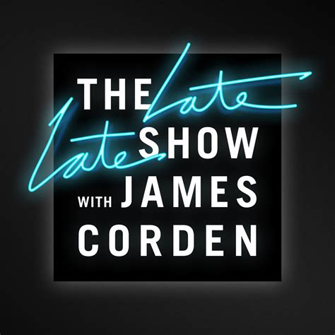 the late show brand new new logo and show open for the late late show with james corden by trollb 228 ck company