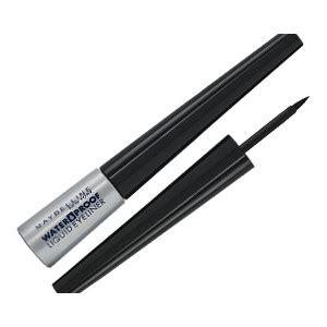 Eyeliner Maybelline Waterproof maybelline lineworks waterproof liquid eyeliner polyvore