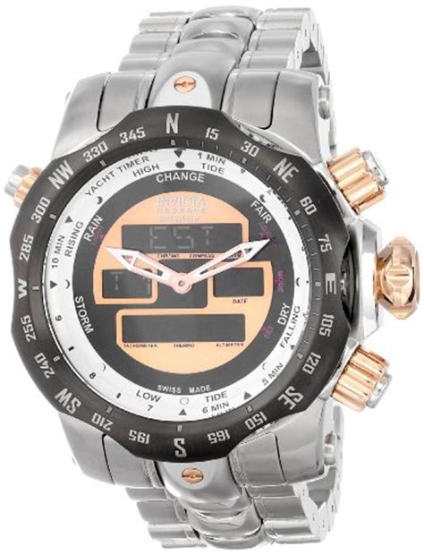 invicta s 12585 venom analog digital display swiss
