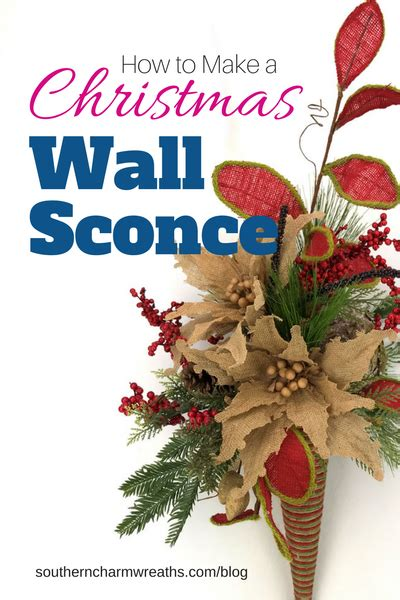 blog how to prepare your wall for a smart tiles peel and how to make christmas wall sconce southern charm wreaths