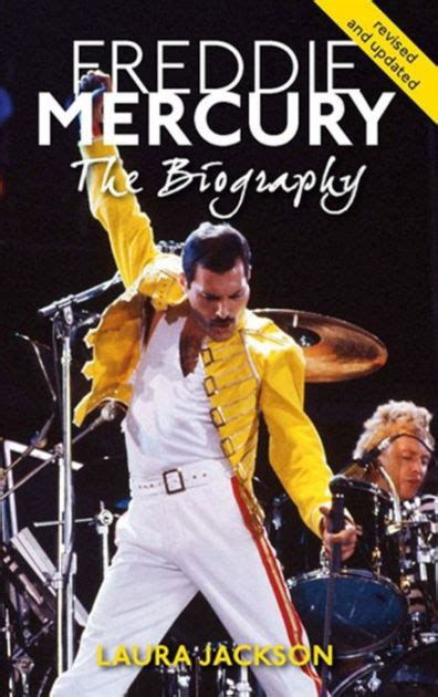 biography of freddie mercury short freddie mercury the biography by laura jackson paperback