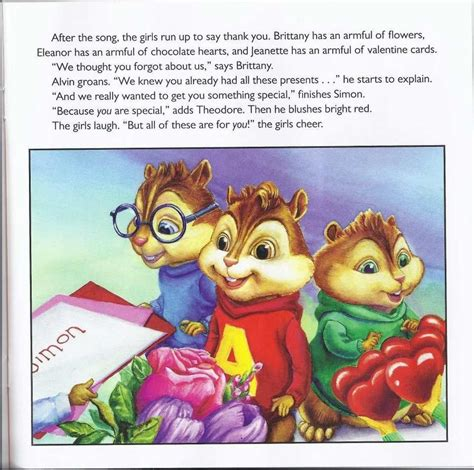 alvin and the chipmunks the valentines collection a chipmunk pg 16 by regis28brittany on deviantart