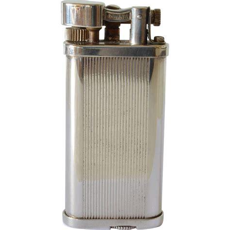 Lighter L by A Vintage Dunhill Quot Unique Quot Lighter 1950c From