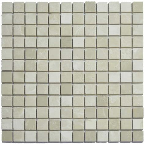 marble mosaic tile botticino beige polished marble mosaic tiles 1x1 natural