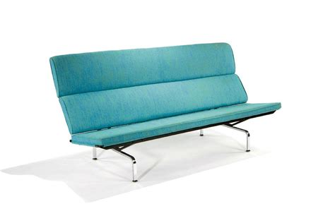 eames compact sofa eames compact sofa sofa compact by charles eames for
