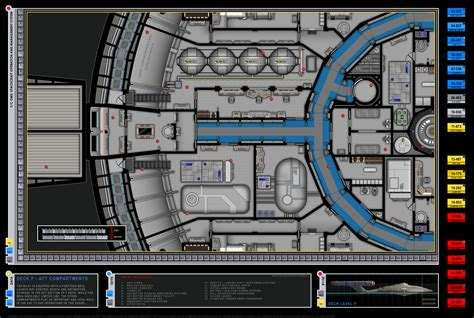 uss enterprise floor plan blueprint database star trek blueprints enterprise nx 01
