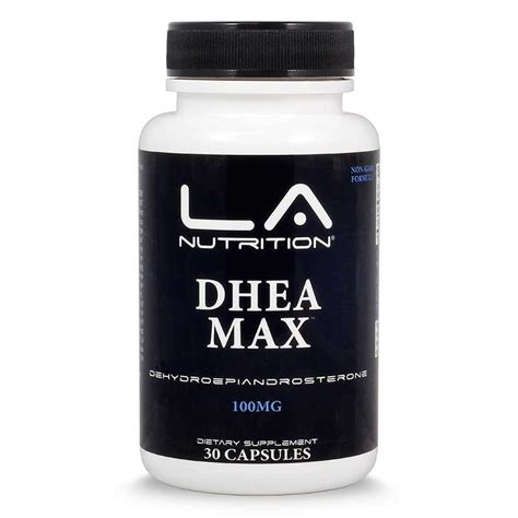 Estro Detox Plus 100 Clear Estrogen Levels by Dhea Max 100mg Natures Youth