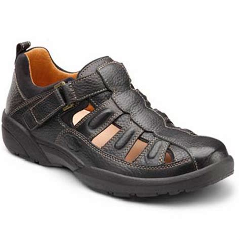comfort shoes for diabetics dr comfort fisherman men s therapeutic diabetic extra