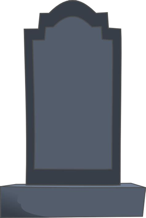 gravestone clip art  clkercom vector clip art