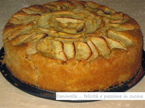 alimenti senza lievito e lattosio torta di mele con farina di farro senza lattosio e senza