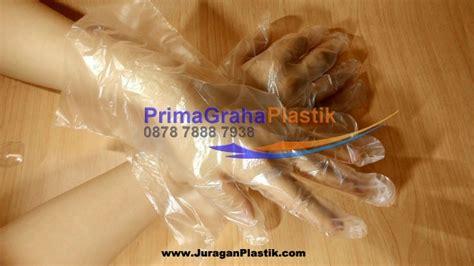 Sarung Tangan Plastik Hdpe sarung tangan plastik makanan home
