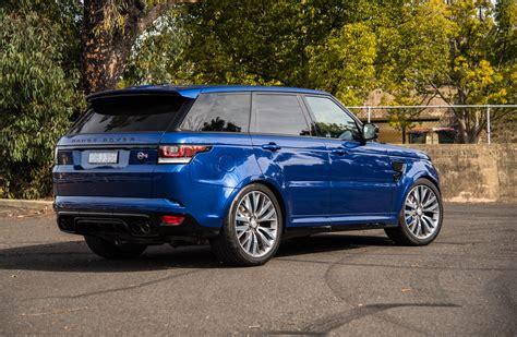 range rover sport svr review  impressions pov performancedrive