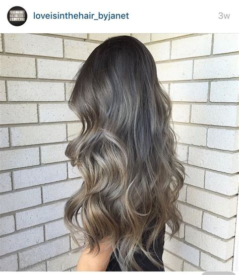 ash brown with ash blonde balayage pictures 1242 best images about ash light brown hair on pinterest