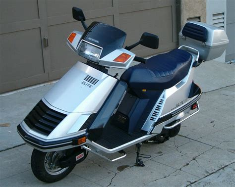 Cover Lumpur Honda Spacy Original honda elite 125 150 motor scooter guide accessories