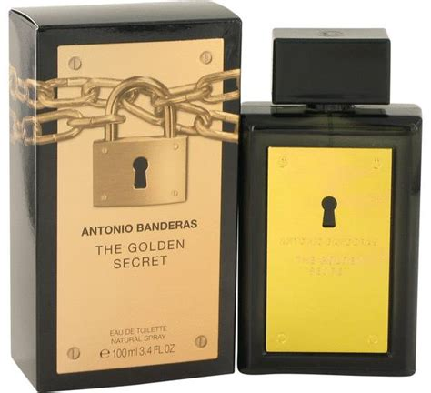 Antonio Cologne For By the golden secret cologne for by antonio banderas