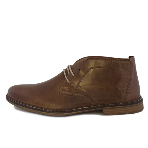 boots mens rieker boots mens brown leather desert boots mozimo