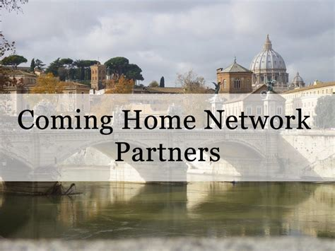 about the chnetwork the coming home network