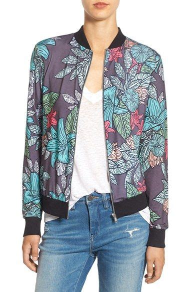 Bomber Flower New 1 1000 ideas about bomber jackets on bombers