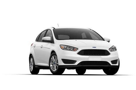 White Ford Focus by 2018 Ford 174 Focus Se Hatchback Model Highlights Ford