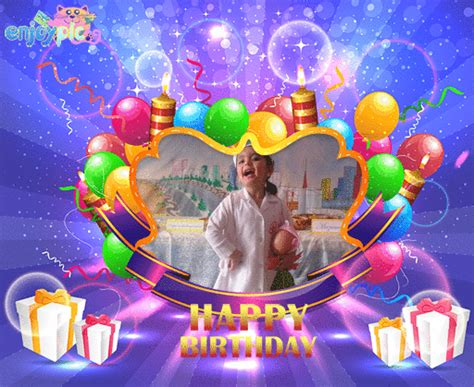 imagenes graciosas de cumpleaños en movimiento crear gif animado de cumplea 241 os gratis fotomontajes