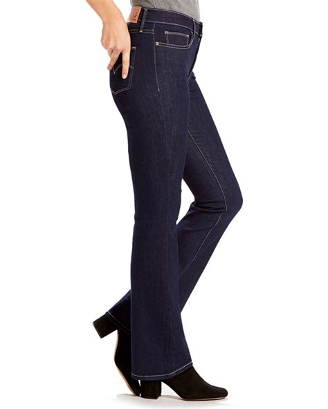 bootcut jeans for women on sale levi s women s slimming boot cut jeans boot barn