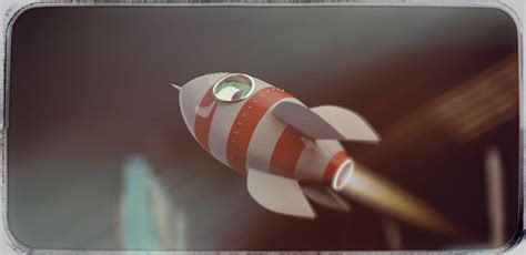 How To Make A 3d Rocket Out Of Paper - free c4d 3d model rocket the pixel lab