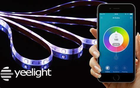 Yeelight Led Smart Light Lu Bohlam Pintar Xiaomi Ttr 683 wow xiaomi ungkap yeelight smart led merupakan lu pintar