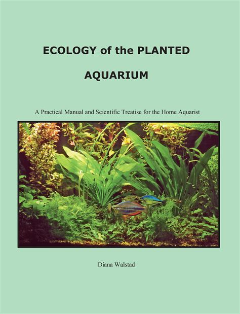 aquarium design book pdf echinodorus publishing