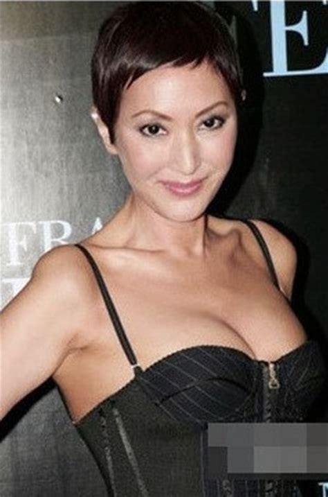 hong kong actress in bikini plastic surgery addiction led to hk actress fanny sieh s