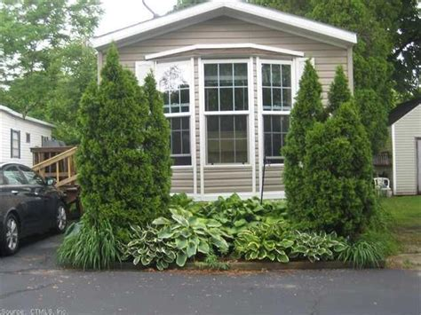 mobile home curb appeal 62 fort hill road 18 groton ct trulia upward