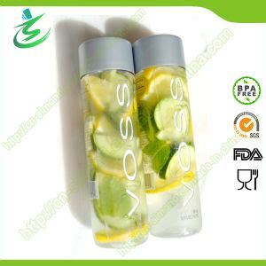 Voss Detox Water Price by China 400 Ml Cheap Price Voss Water Glass Bottle Voss