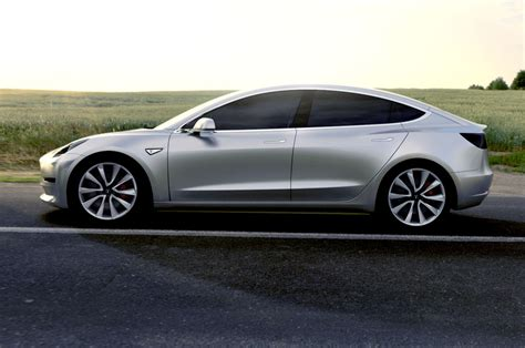 tesla model 3 information tesla unveils model 3 promising 35 000 starting price