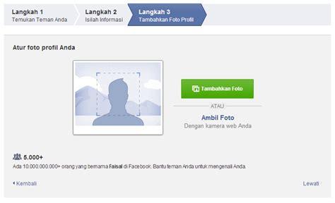 cara membuat akun facebook verified blog anak kampai 7 langkah cara daftar akun facebook