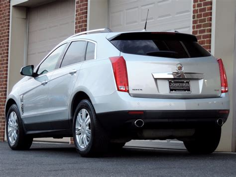 used 2012 cadillac srx 2012 cadillac srx luxury collection stock 650582 for