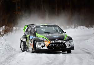 Ford Ken Block My The Dope Ford Gymkhana Ken Block Edition