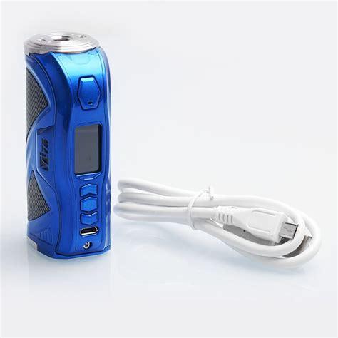 Dotbox 75 Blue Authentic authentic hcigar vt75 color 75w evolv dna 75c blue 18650 tc vw mod
