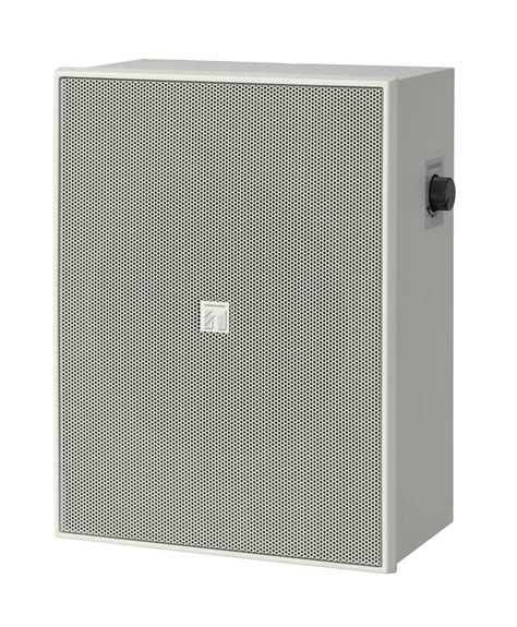 Wall Speaker Toa Toa Bs678t 6w 100v Wood Speaker Box With Volume Toa Radio Parts Electronics