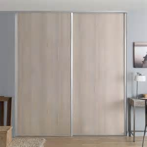 1 porte de placard coulissante acacia 92 2 x 245 6 cm