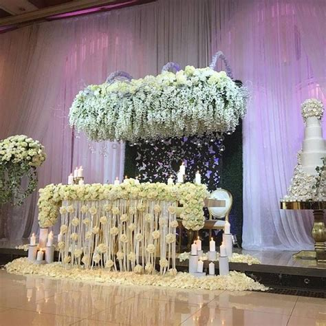 Wedding Backdrop Design Philippines by Inspiration For An Amazing Sweetheart Table Wedding