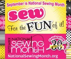 september themed events september is national sewing month a great time to have a