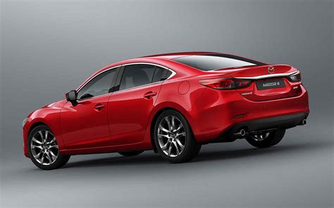 mazda 6 2018 release date new 2018 mazda 6 turbo redesign coupe changes and review