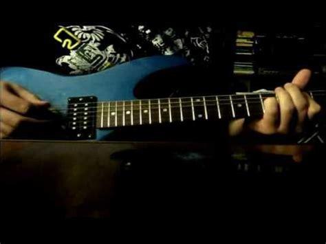 black sabbath paranoid guitar 3 cover version black sabbath paranoid rhythm guitar cover