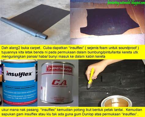 Karpet Dalam Mobil 3 Potong starting automobil diy pemasangan carpet dan