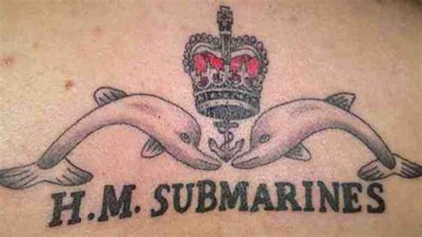 submarine tattoo designs gallery for gt submarine dolphin designs