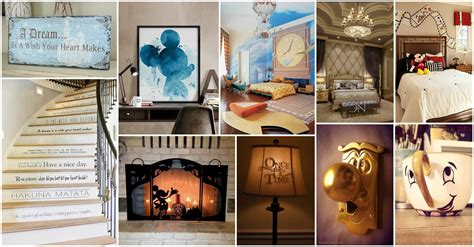 magnificent disney inspired interior ideas