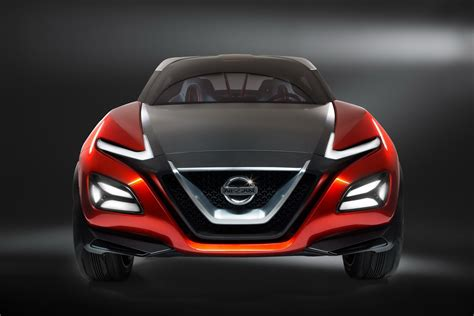 Nissan S Gripz Concept Is A Z Branded Sports Crossover 50