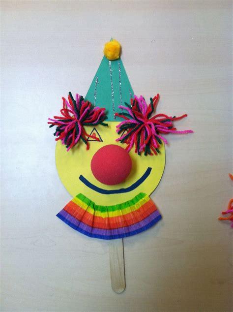 circus crafts for circus theme arts craft pr 233 scolaire bricolage