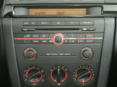 2005 mazda 3 radio help with install in 05 mazda3 sirius backstage forum