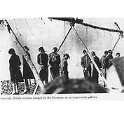 Female Nazi War Criminals Executed